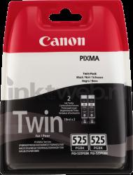 produkt-foto van 'Canon pgi-525pgbk - zwart, 2x 19ml (twinpack), per 2 verpakt'