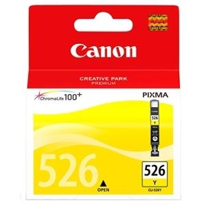produkt-foto van 'Canon cli-526y - geel, 9ml'