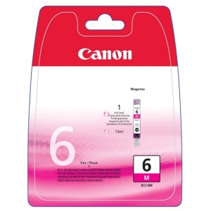 produkt-foto van 'Canon bci-6m - magenta, 13ml'
