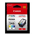 produkt-foto van 'Canon cl-546xl - kleur, 13ml, ong 300 pagina's'