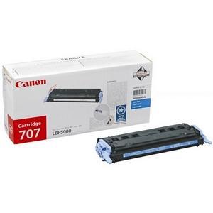 produkt-foto van 'Canon crt-707c toner - cyaan'