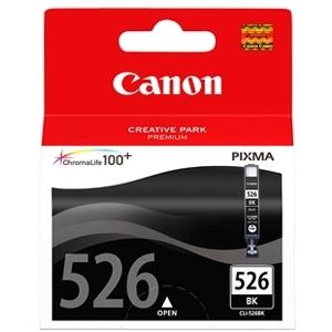 produkt-foto van 'Canon cli-526bk - zwart, 9ml'