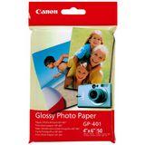 produkt-foto van 'Canon gp-401 - Glossy foto papier (10x15 - 190 grams - 50v)'