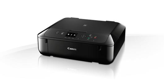 produkt-foto van 'Canon Pixma mg5750 - Printer, Scanner & Copier - zwart, usb, wifi, a4'