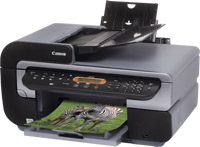 produkt-foto van 'Canon Pixma mp530 (Printer, Scanner, Fax & Copier - 5 pat.)'