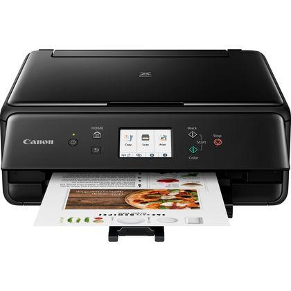produkt-foto van 'Canon Pixma ts6250 - Printer, Scanner & Copier - zwart, usb, wifi, a4'