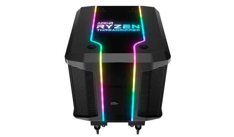 produkt-foto van 'Cooler Master - Wraith Ripper CPU fan - alleen voor AMD TR4 cpu's'