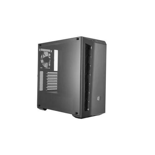 produkt-foto van 'Cooler Master MasterBox mcb510l - midi-tower - zonder voeding, zwart'