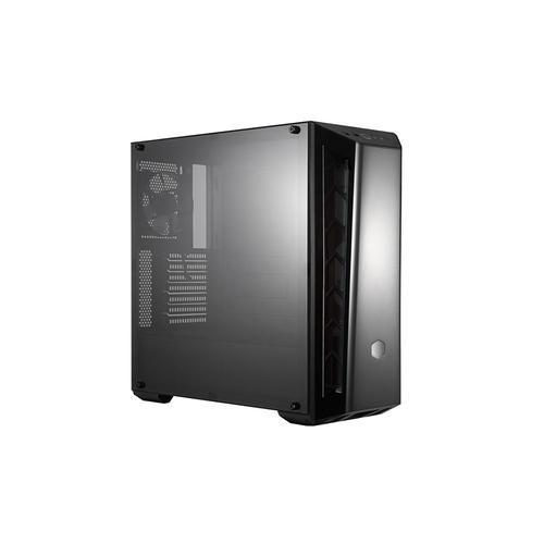 produkt-foto van 'Cooler Master MasterBox mcb520 - midi-tower - zonder voeding, zwart'