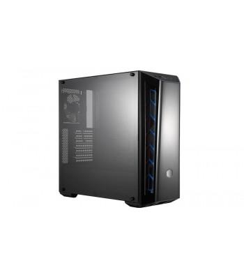 produkt-foto van 'Cooler Master MasterBox mcb520 - midi-tower - zonder voeding, zwart/blauw'