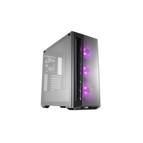produkt-foto van 'Cooler Master MasterBox mcb520 - midi-tower - zonder voeding, RGB'