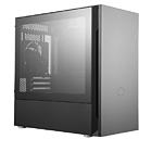 produkt-foto van 'Cooler Master Silencio s400- midi-tower - zonder voeding, zwart, inkijkvenster'