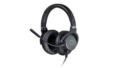 produkt-foto van 'Cooler Master Gaming Headset - zwart, incl. microfoon, 7.1 geluid'