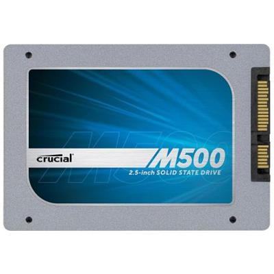 "produkt-foto van 'Crucial M500 ssd - 120g - sata-3g, 2.5""'"