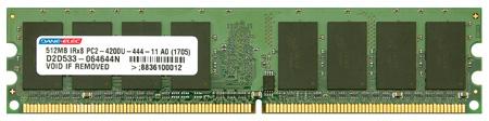 produkt-foto van 'DIMM - DDR-2 - 1.024mb (1gb)'