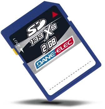 produkt-foto van 'Secure Digital CARD 2.048mb (Extreme - 133x)'