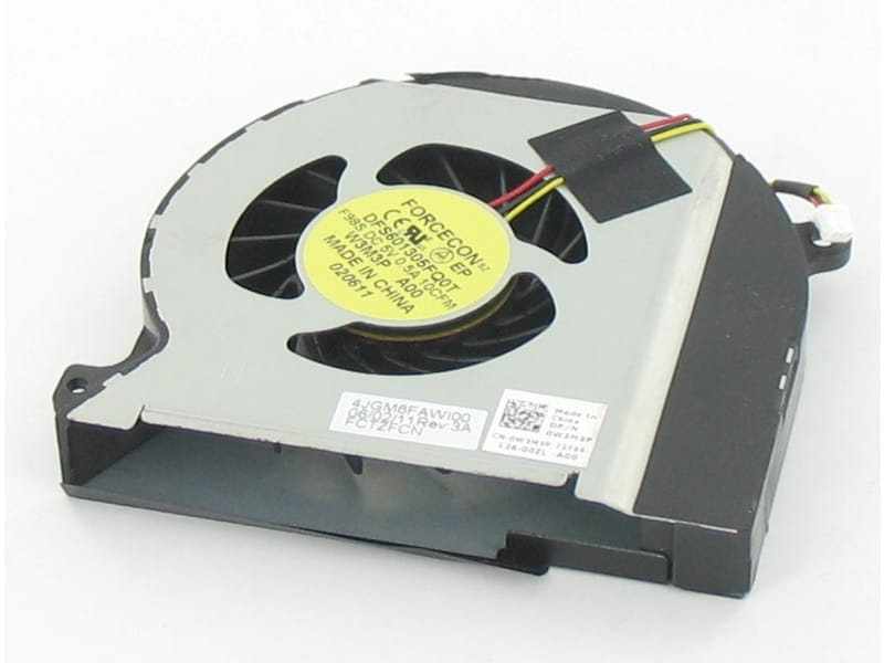 produkt-foto van 'Laptop CPU fan - voor o.a. Dell XPS l702 series'