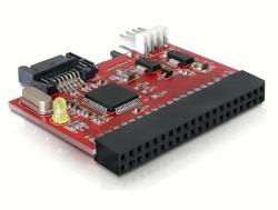 produkt-foto van 'DeLock S-ATA <-> IDE / P-ATA convertor - werkt beide kanten uit'