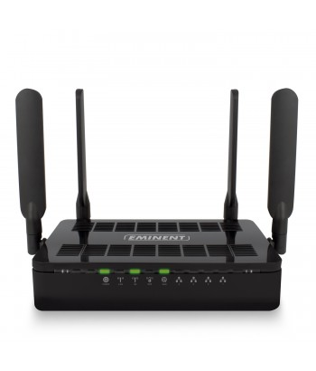 produkt-foto van 'Eminent Wireless Router em4720 - 4x gigabit, wireless, dual-band, ac-1750'