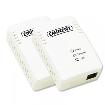 produkt-foto van 'Eminent Netwerk via Stopcontact (UTP - set van 2 adaptors)'