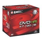 produkt-foto van 'Emtec DVD-R (16x - 4.7gb - per stuk)'