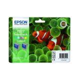 produkt-foto van 'Epson t027 inkt-patroon (5-kleuren)'