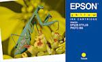produkt-foto van 'Epson t0334 inkt-patroon - geel'