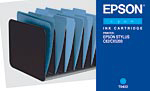 produkt-foto van 'Epson t0422 inkt-patroon - cyaan'