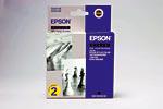produkt-foto van 'Epson t051 inkt-patroon - zwart, vervanger 189 & 108'