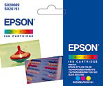 produkt-foto van 'Epson T052 inkt-patroon (kleur - vervanger 089 &191)'