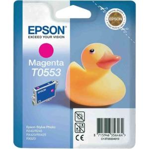 produkt-foto van 'Epson t0553 inkt-patroon - magenta'