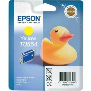 produkt-foto van 'Epson t0554 inkt-patroon - geel'