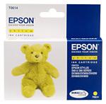 produkt-foto van 'Epson t0614 inkt-patroon - geel'