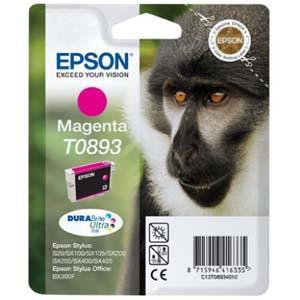 produkt-foto van 'Epson t0893 inkt-patroon - magenta'