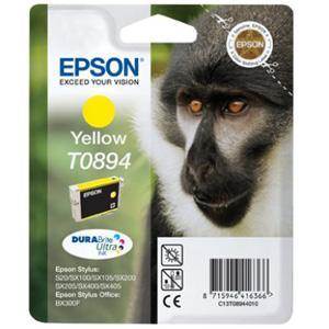 produkt-foto van 'Epson t0894 inkt-patroon - geel'