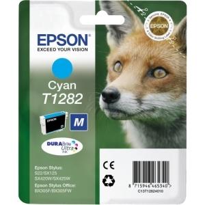 produkt-foto van 'Epson t1282 inkt-patroon - cyaan, 3,5ml'