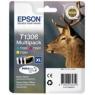 produkt-foto van 'Epson t1306 inkt-set - combo = cyaan, magenta & geel'