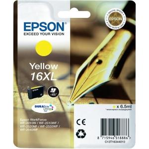 produkt-foto van 'Epson 16xl - t1634 inkt-patroon, geel'