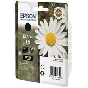 produkt-foto van 'Epson 18 - t1801 inkt-patroon, zwart'