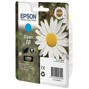 produkt-foto van 'Epson 18 - t1802 inkt-patroon, cyaan'