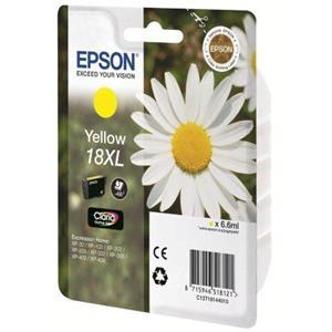 produkt-foto van 'Epson 18xl - t1814 inkt-patroon, geel'
