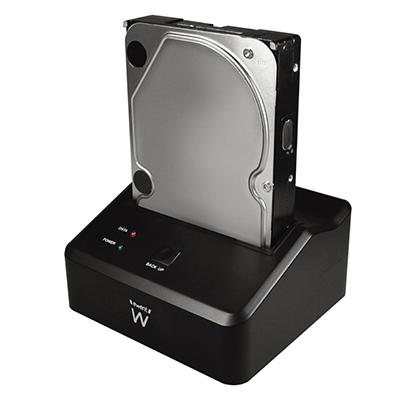 """produkt-foto van 'Ewent Behuizing harddisk dock (s-ata 2.5"""" of 3.5"""" - usb 2)'"""