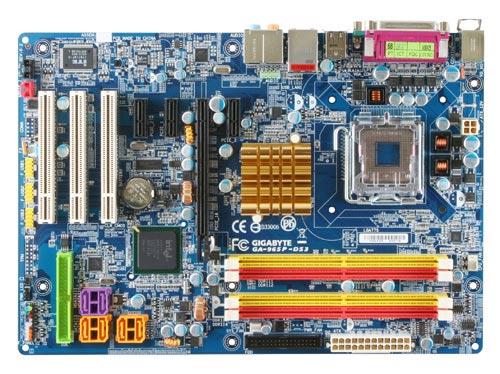 produkt-foto van 'Gigabyte ga-965p-ds3 (socket-775, fsb=1,066g, ddr2, lan)'