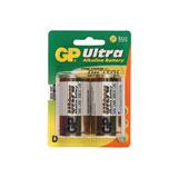 produkt-foto van 'gp batterij - lr20, Ultra Alkaline-d, 1,5v, 2 stuks'