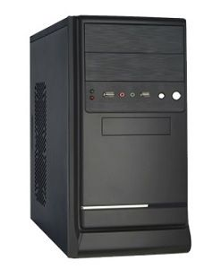 produkt-foto van 'SiYa Business PC (compleet) - i3-3,6ghz, 8gb, ssd250gb & 22 inch'