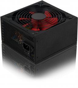 produkt-foto van 'HKC 450 Watt voeding v-450, stille fan 12cm, 20/24 pin'
