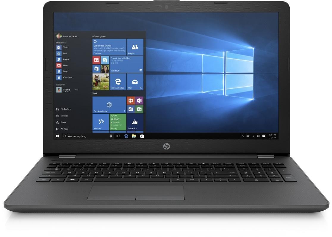 produkt-foto van 'HP laptop 15-bs062nd - i3-2,0 ghz, 4gb, ssd 128gb, windows 10 home'