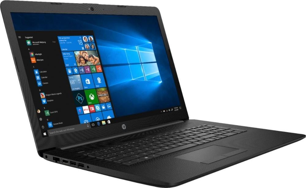 "produkt-foto van 'HP laptop 17-by0021dx - I5-7200u, 8gb, ssd240gb, 17,3"" scherm, windows 10 pro'"