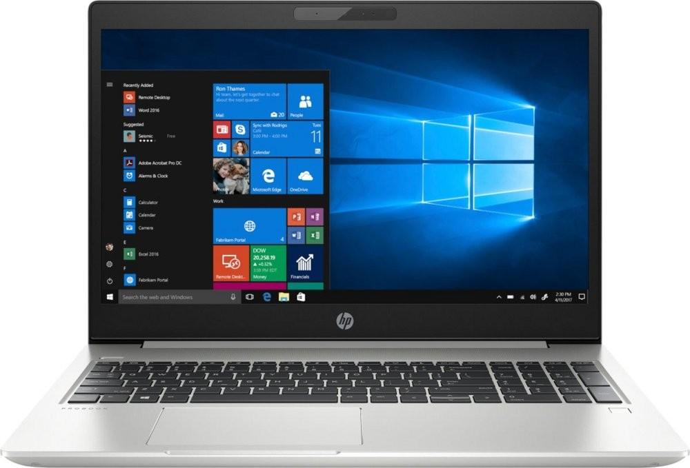"produkt-foto van 'HP Probook 450 G6 laptop - i7-8565u, 16gb, ssd 256gb, mx130, 17,3"" scherm, win1'"
