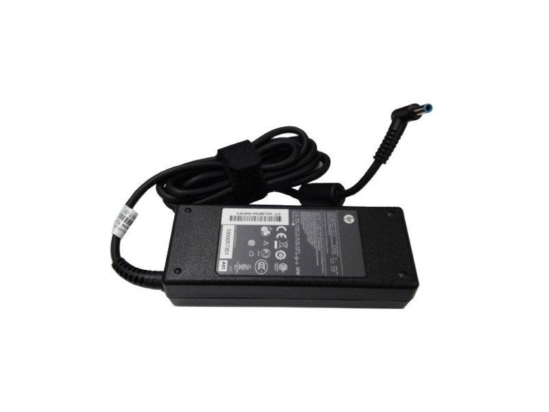 produkt-foto van 'Laptop Oplader AC - 19.7v, 90w, retail, HP, voor HP met kleine plug en pin'